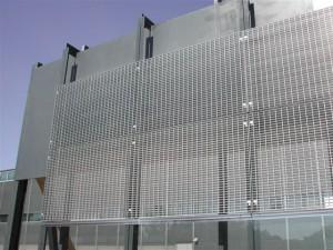 alumiiniumfassaad